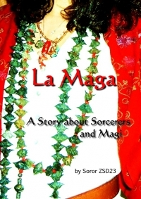 La Maga A Story about Sorcerers and Magi, magical fantasy fiction for adults, Kindle ebook